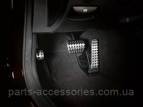 Mercedes CLS W218 W 218 AMG накладки на педалі нові