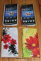 """Чехол для Sony-Ericsson X12 Xperia Arc """"Весеннее настроение"""""""