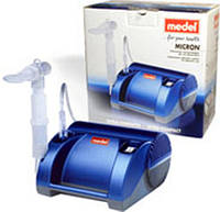 Ингалятор компрессорный Medel Micron, фото 1