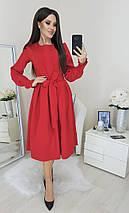 Платье ниже колена, фото 3