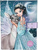 Щоденник для дівчаток TOP Model IcePrincess із кодом і мелодією ( Дневник Top Model с кодом и музыкой )