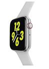 Смарт-годинник W34 Smart Watch сенсорні білий, фото 3
