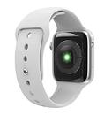 Смарт-годинник W34 Smart Watch сенсорні білий, фото 6