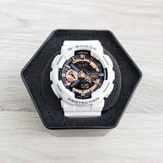 Наручные часы с пластиковым корпусом Casio GA-110
