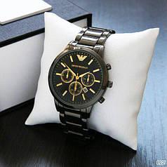 Наручные часы c часовой стали Emporio Armani