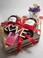 Подарочный набор №14 из 4х баночек крем-меда что подарить на День Матери