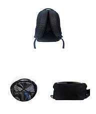 Рюкзак Железный человек, сумка с принтом Железного человека 43*30*15 см, фото 2