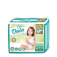 Подгузники памперсы дада Dada Extra Soft 6 Extra Large (15+ кг), 38 шт