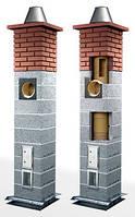 Дымоходы модульные Schiedel UNI 2018 из керамики