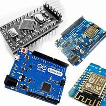 Отладочные платы - Arduino, STM, ESP...