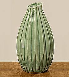 Ваза Русто цветная керамика h12см цена за 1шт.