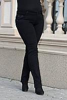"""Джинсы женские полубатальные на молнии, размеры 30-36 """"FANAT"""" купить недорого от прямого поставщика"""