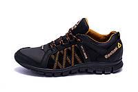 Мужские кожаные кроссовки  Reebok Crossfit (реплика), фото 1