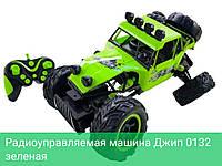 Радиоуправляемая машина Джип 0132 зеленая