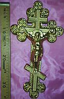 Крест фольга 3