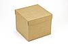 "Коробка ""Украина"" М0040-о5 крафт, размер: 150*150*130 мм"