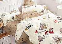 Комплект постельного белья сатин твил 399