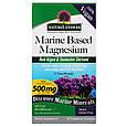 "Магний морского происхождения Nature's Answer ""Marine Based Magnesium"" 500 мг (90 капсул), фото 2"