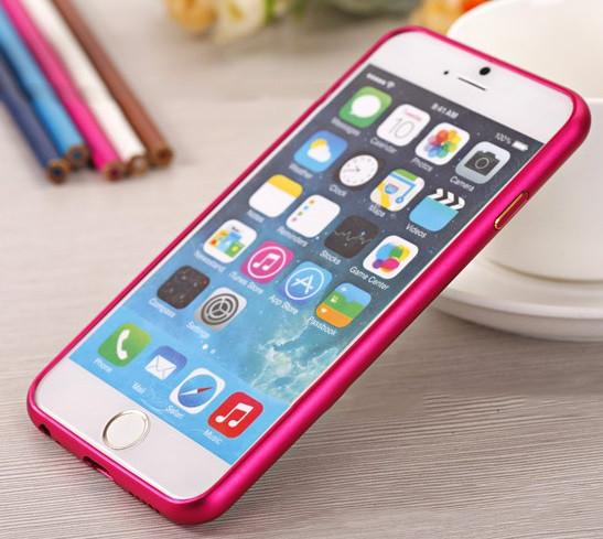 Алюминиевый чехол бампер для Apple iPhone 5 5S SE