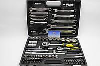 Набор инструментов 82 одиниці  Сталь  автонабор авто інструмент ключи