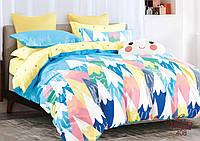 Комплект постельного белья сатин твил  408, фото 1