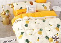 Комплект постельного белья сатин твил  409, фото 1