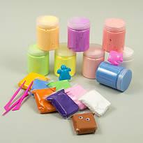 Воздушное тесто, пластилин, масса для лепки