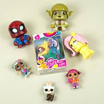 Детские куколки, фигурки