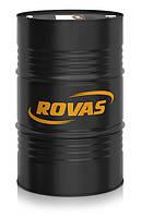 Моторное синтетическое масло Rovas 5W-30 (208л)/ для бензиновых и дизельных двигателей легковых авто