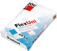 Baumit FLEX UNI клеящая смесь для плитки из натурального и искусственного камня