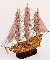 Корабль с лиловыми парусами