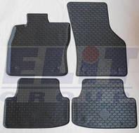 Резиновые коврики SEAT LEON (5F1) / AUDI A3 (8V1, 8VK) / SEAT LEON SC (5F5) 2012- г.