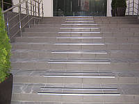 Инструкция по установке антискользящих накладок на ступени