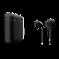 "Наушники ""AirPro TWS 2 Series"" JKR with PopUp + wireless charger Matt black"