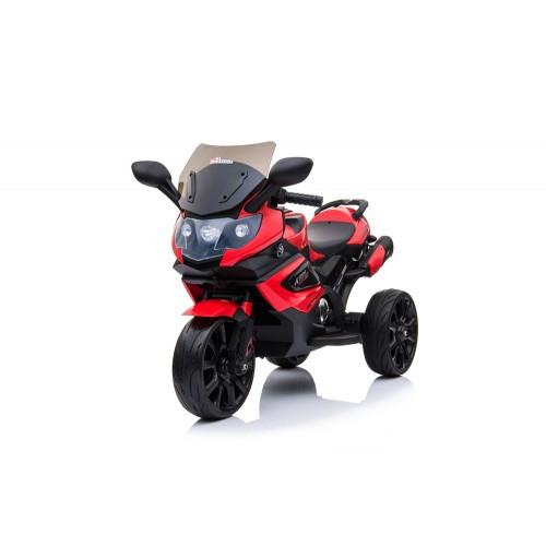 Детский мотоцикл LQ 168 A  красный