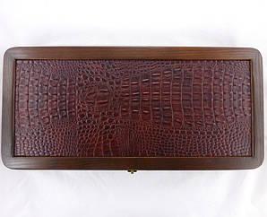 Нарды мал. «Крокодил золотой» 31138-2