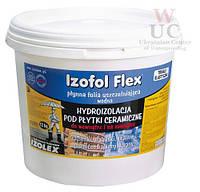 Полимерная гидроизоляционная мембрана IZOFOL FLEX фасовка 7 кг.