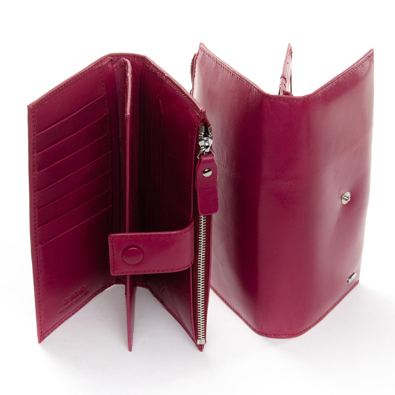 Большой кожаный кошелек Dr.Bond опт/розница