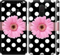 "Чехол на Xiaomi Pocophone F1 Горошек 2 ""2147c-1556-26651"""