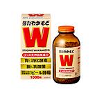 Strong Wakamoto молочнокислые бактерии, пищеварительные ферменты, пивные дрожжи 1000 таб, фото 2