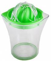 Соковыжималка пластиковая для цитрусовых с кувшином 600 мл Fissman (AY-8620.JC)