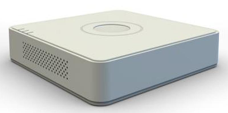 Видеорегистратор 4-х канальный HD-TVI Hikvision DS-7104HGHI-E1