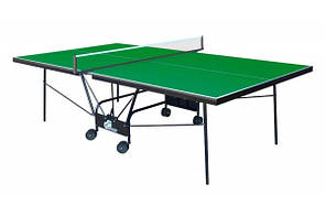 Теннисный стол для пинг понга для помещений Компакт Стронг GSI-Sport  Compact Strong Gk-5