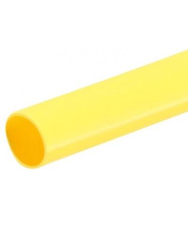 Термоусадочна трубка 3мм жовта (1м)