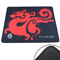 Игровая поверхность, коврик для мыши мышки игровой 35х30см Tyloo