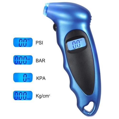 Измеритель давления в шинах цифровой, шинный манометр 10бар
