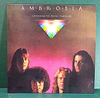 CD диск Ambrosia - Somewhere i've Never Travelled
