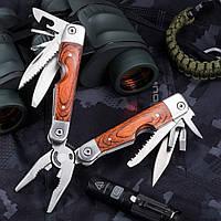 Нож многофункциональный с чехлом. М-8