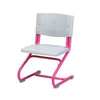 Детский регулируемый стул ДЭМИ розовый