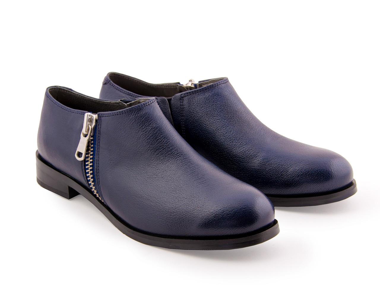 Туфли Etor 5268-2-1379 39 синие